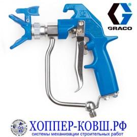 GRACO BLUE TEXTURE безвоздушный пистолет для шпатлёвки 289605