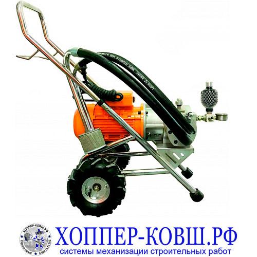 Аппарат безвоздушной покраски ASpro-7100 для извести