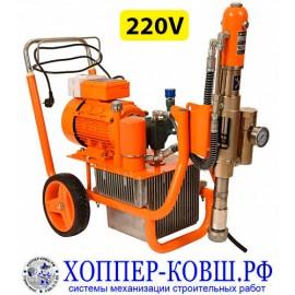 ASPRO-12000 (220V) гидропоршневой окрасочный аппарат