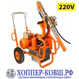 ASPRO-13000 220V гидропоршневой шпаклевочно-окрасочный аппарат
