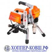 ASpro-2100E безвоздушный окрасочный аппарат (цифровое управление)