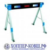 Строительные козлы TOUA СК-1.0 под брус 50 мм, нагрузка до 500 кг