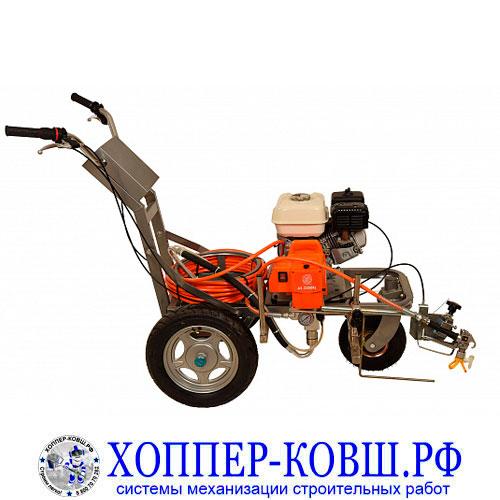 ASPRO-2500RL машина для нанесения дорожной  разметки
