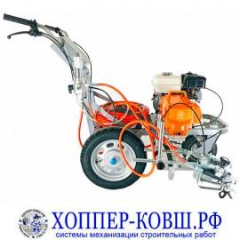 ASPRO-5000RL машина для нанесения дорожной  разметки