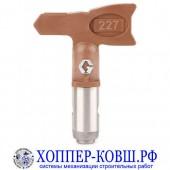 Сопло Graco RAC X HDA 227 для шпаклевки и густых составов