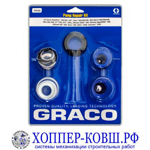 Ремкомплект GRACO 244194 для окрасочного аппарата ST Max 395