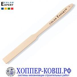 Деревянная лопатка для размешивания краски COLOR EXPERT