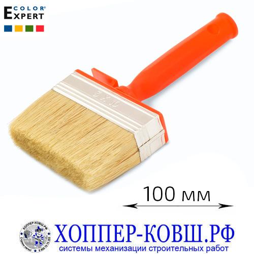 Кисть макловица смешанная щетина 30*100 мм COLOR EXPERT