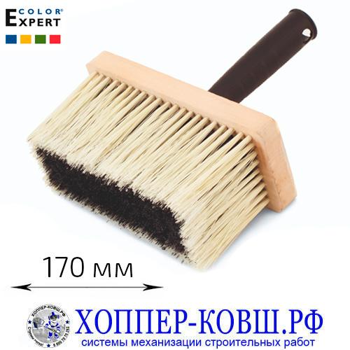 Кисть макловица синтетическая щетина 70*170 мм COLOR EXPERT