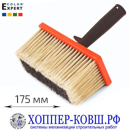 Кисть макловица синтетическая щетина 80*175 мм COLOR EXPERT