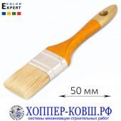 Кисть универсальная смешанная щетина 50 мм COLOR EXPERT