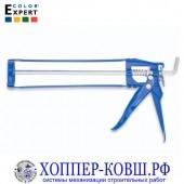Пистолет для герметиков металлический COLOR EXPERT скелетный