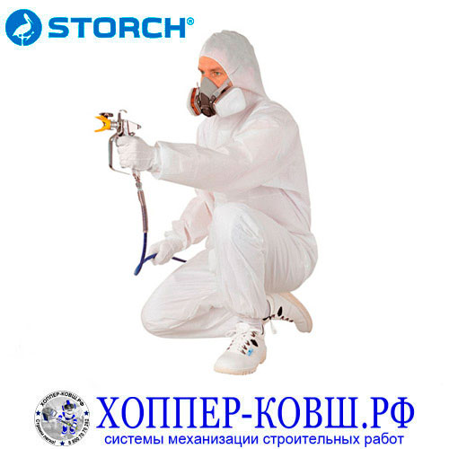 Комбинезон малярный STORCH Comfort-Overall плотный из полипропилена