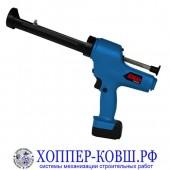Пистолет для герметика и клея Toua DCG72-310 (аккумуляторный)