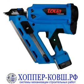 Газовый гвоздезабивной пистолет Toua GFN3490CH