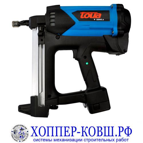 Газовый гвоздезабивной пистолет Toua GSN40A