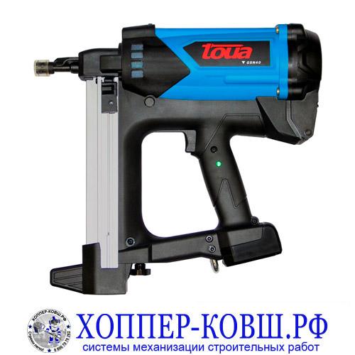 Газовый гвоздезабивной пистолет Toua GSN40B (нейлер)