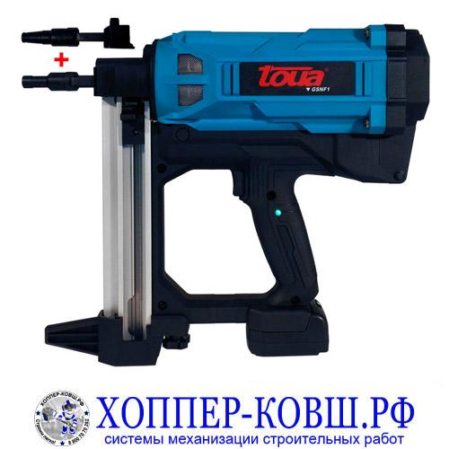 Газовый монтажный пистолет Toua GSNF1 (нейлер)