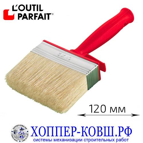 Кисть макловица натуральная щетина 30*120 мм L'outil Parfait