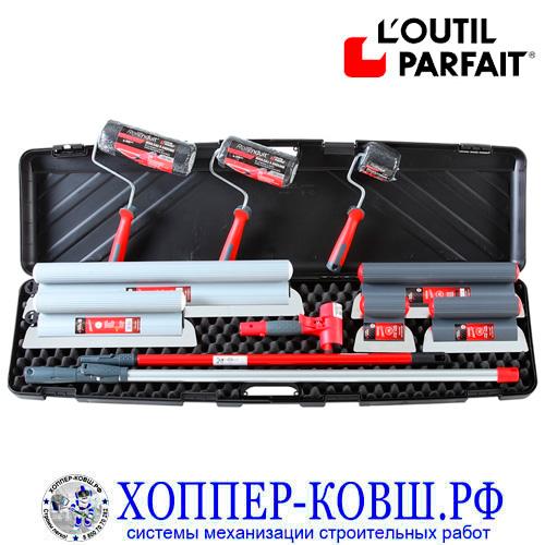 Набор шпателей L'outil Parfait DECOLISS SYSTEM (11 предметов) 80461