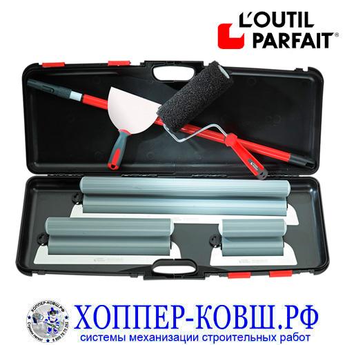 Набор шпателей L'outil Parfait DECOLISS SYSTEM (6 предметов) 80457