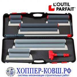 Набор шпателей L'outil Parfait DECOLISS (7 предметов) 80355
