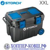Ящик STORCH PROFI XXL на колесах 750*487*493 мм 291020