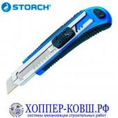Нож малярный в алюминиевом корпусе STORCH EXPERT 356115