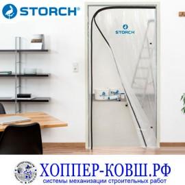 Пленочная дверь STORCH на молнии 210*110 м