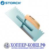 STORCH HOLO-TOP зубчатая кельма для теплоизоляции WDVS 280*130 мм