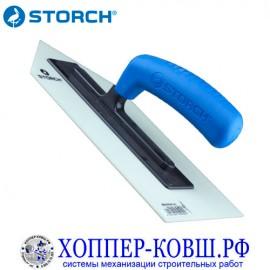 STORCH PROFI кельма пластиковая, фронтон 280*140 мм