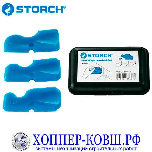 STORCH Profi-Set комплект шпателей для заделки швов 329010