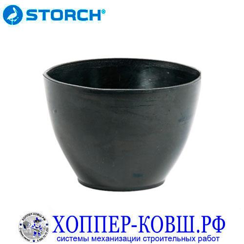 Ванночка STORCH резиновая 127 мм для гипсовых смесей и шпаклевки 280402
