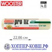 Валик WOOSTER PRO TIZ поролоновый для лака и эмалей