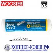 Валик WOOSTER SUPER DOO-Z валик микроволокно плетеный 35,56 см
