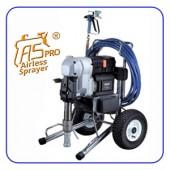 Шпатлевочно-окрасочное оборудование высокого давления
