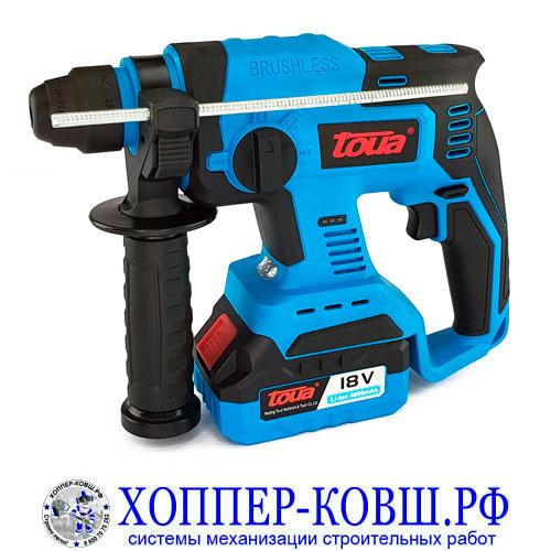 Toua DBLH180 аккумуляторный перфоратор SDS+