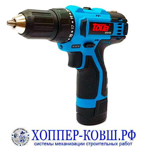 Toua DCD120 аккумуляторный шуруповерт