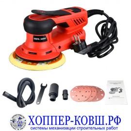 YOKIJI KS-01-150-50 шлифмашина 150 мм, эксцентрик 5,0 мм