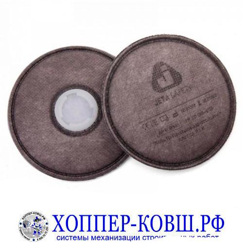 Фильтры противоаэрозольные Jeta Safety 5521P3R