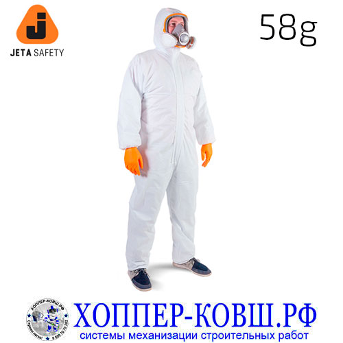 Jeta Safety JPC58 комбинезон малярный многоразовый Neofit