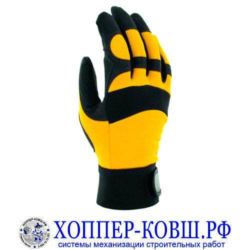 Перчатки антивибрационные Jeta Safety JAV01-9 трикотажные