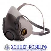 Полумаска для защиты дыхания Jeta Safety 5500P без фильтров