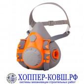 Полумаска для защиты дыхания Jeta Safety 6500 без фильтров
