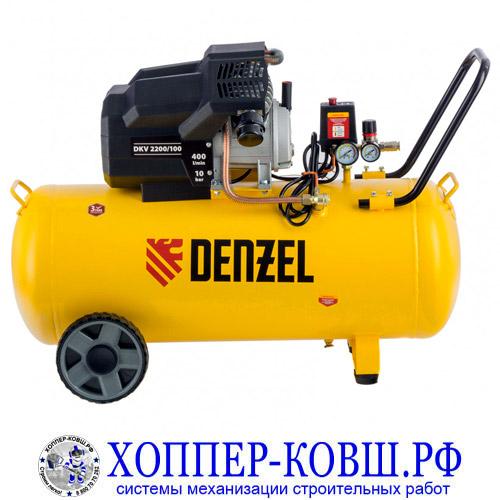 Компрессор DENZEL DKV2200/100 Х-PRO
