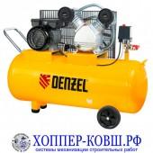 Компрессор DENZEL DRV 2200/100, 2,2 кВт, 440 л/мин