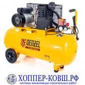 Компрессор DENZEL PC 2/100-400 X-PRO 2,2 кВт, 430 л/мин