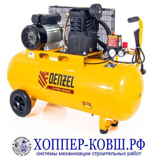 Компрессор DENZEL PC 2/100-400 X-PRO