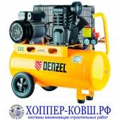 Компрессор DENZEL PC 2/50-400 X-PRO 2,2 кВт, 430 л/мин