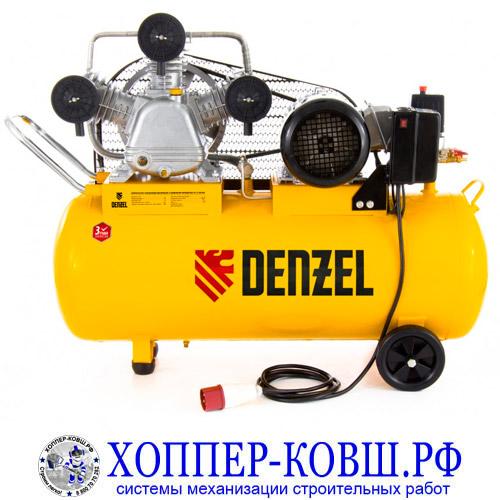 Компрессор DENZEL PC 3/100-504